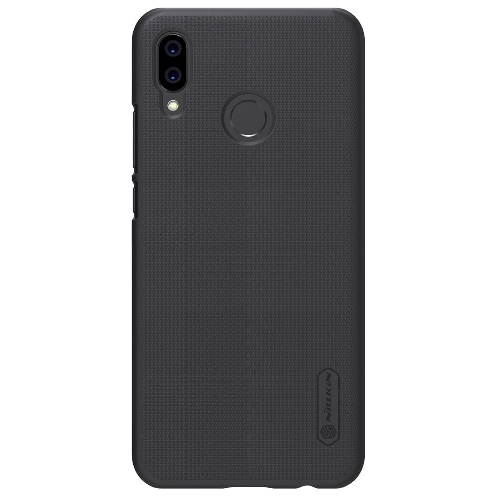 Чехол для Huawei Y6 Pro 2019 Накладка Super Frosted Shield Huawei Y6 Pro (2019) Black