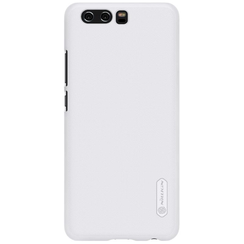 Чехол для сотового телефона Nillkin Накладка Super Frosted Shield Huawei Honor 8X White, белый цена и фото