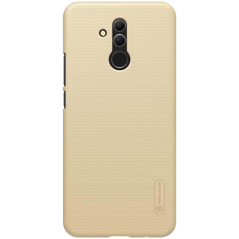Чехол для сотового телефона Nillkin Накладка Super Frosted Shield Huawei Honor 8X Golden, золотой лонгслив printio мужская мади