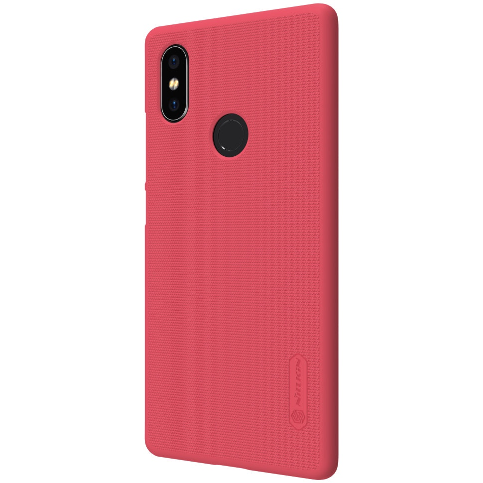 Чехол для сотового телефона Nillkin Накладка Super Frosted Shield Xiaomi Redmi Go Red, красный