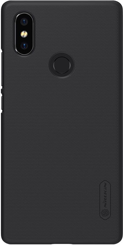 Чехол для сотового телефона Nillkin Накладка Super Frosted Shield Xiaomi Mi 8 Explorer/Mi 8 Pro Black, черный защитный чехол nillkin super frosted shield для xiaomi mi 9 gold