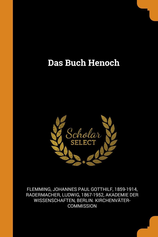 Radermacher Ludwig 1867-1952 Das Buch Henoch henoch das zeitschiff