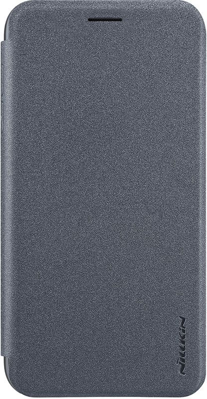 Чехол для Honor Play Книжка Sparkle Leather Case Huawei Honor Play Black дисплей monitor для huawei honor 6 black 2686
