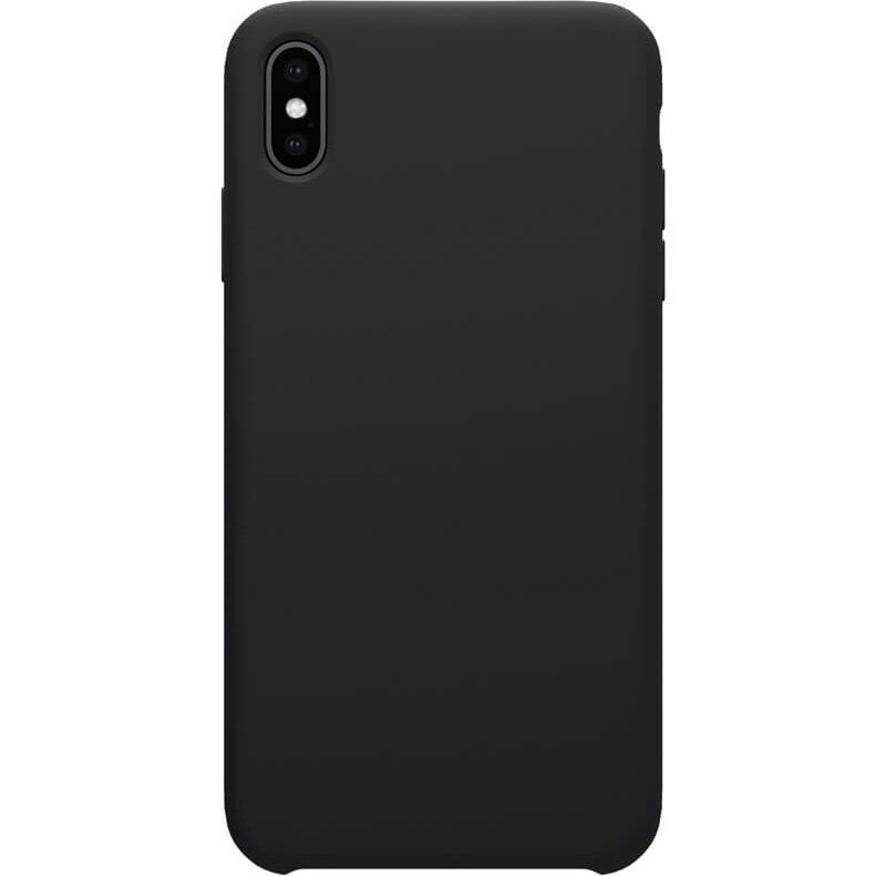 Чехол для Apple iPhone XS Max Накладка Flex Pure Case Apple iPhone XS Max Black аксессуар чехол для apple iphone xs max ubik tpu black 31342