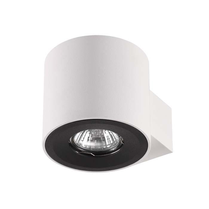 Настенный светильник Odeon Light 3581/1W, белый цена 2017