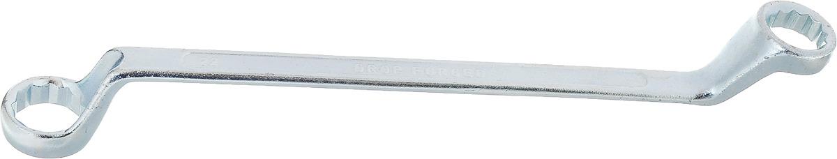 Ключ накидной Tundra Basic, хромированный, 878088, 19х22 мм