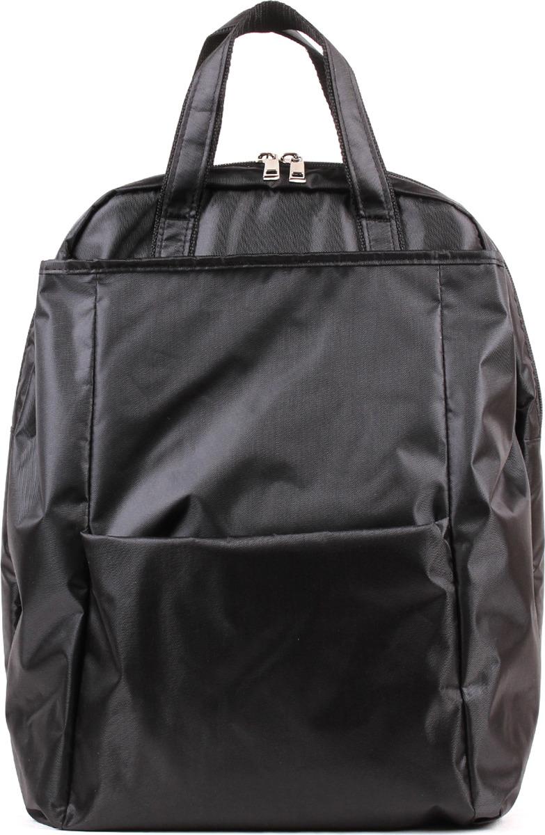 Фото - Рюкзак женский Медведково, 19с1032-к14, черный рюкзак женский медведково цвет темно синий 17с4022 к14