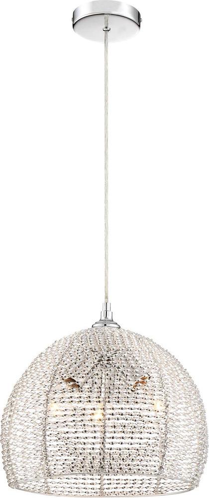 Подвесной светильник Rivoli Spiedo, E27, 60 Вт подвес inspire metropolis 1xe27x60 вт 40 см