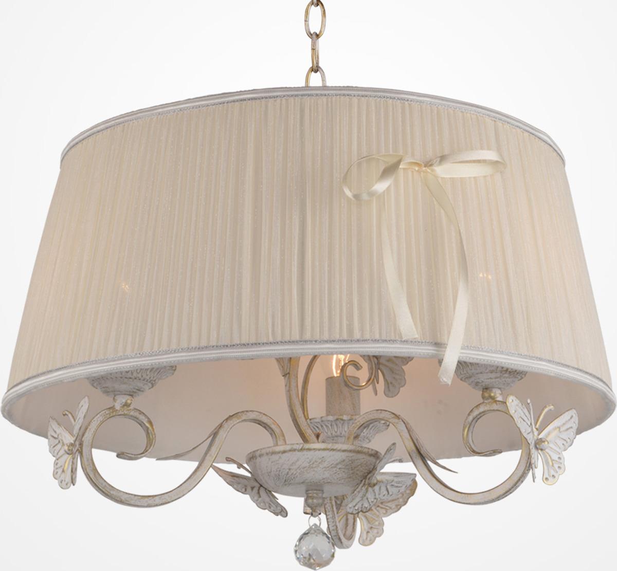 Подвесной светильник Rivoli Farfalla, 3 х E14, 40 Вт, 2014-203 все цены