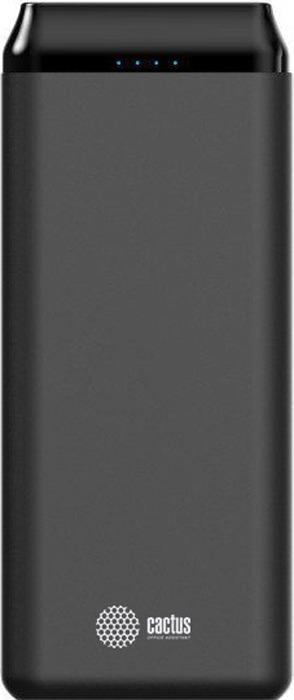 Фото - Внешний аккумулятор Cactus CS-PBFSST-20000, 20000 mAh, графит аккумулятор