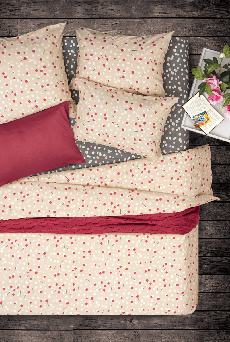 Комплект постельного белья Sova & Javoronok Сказка на ночь