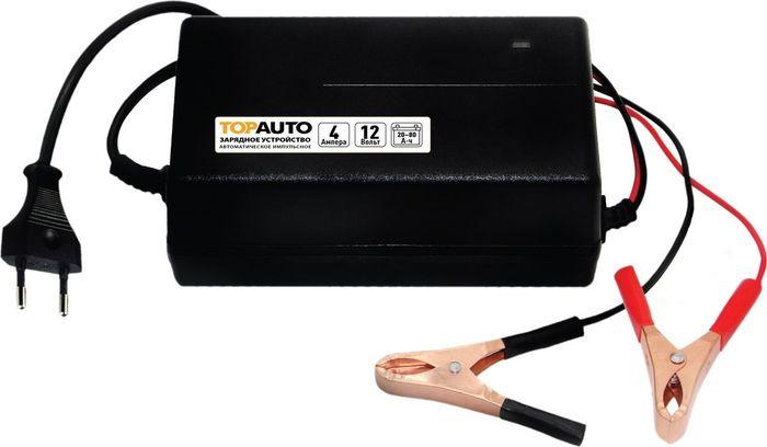 Автомобильное зарядное устройство Топ Авто АЗУ-4, 4 А, для 12 В АКБ до 80 А/ч