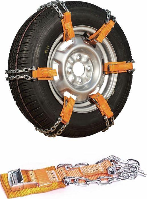 Цепи противоскольжения Топ Авто, ТА-СМ2, размер M, для кроссоверов, 2 шт цепи противоскольжения pewag brenta c xmr v 80