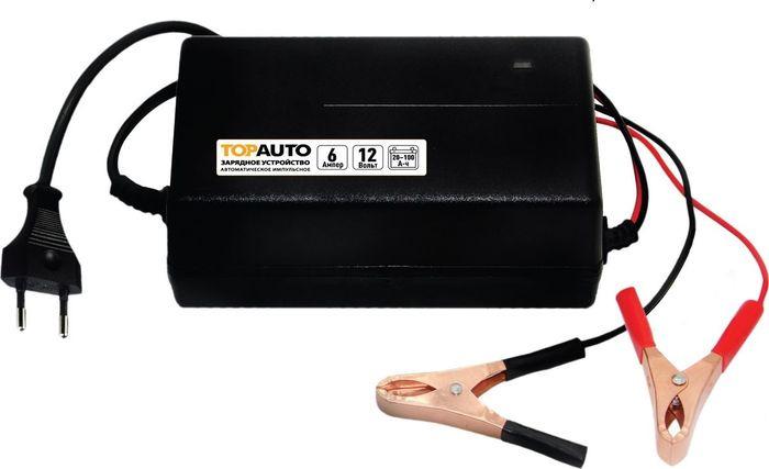 Фото - Автомобильное зарядное устройство Топ Авто АЗУ-6, 6 А, для 12 В АКБ до 100 А/ч авто