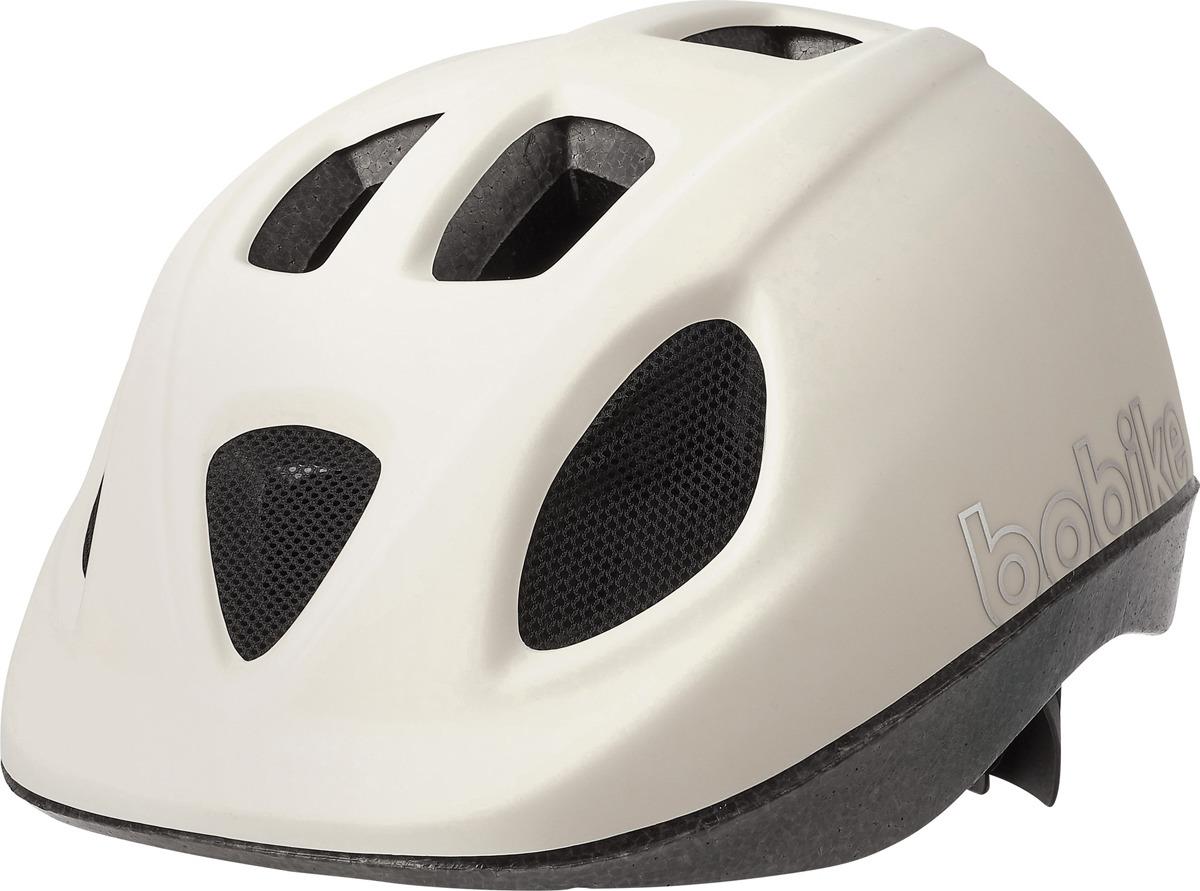 цена на Шлем защитный Bobike Go детский, 8740300037, белый, S (52-56 см)