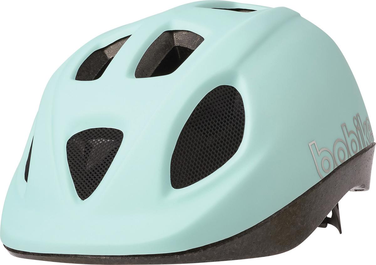 цена на Шлем защитный Bobike Go детский, 8740300038, зеленый, S (52-56 см)