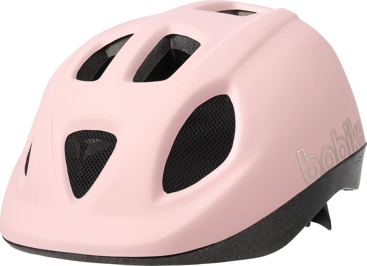 цена на Шлем защитный Bobike Go детский, 8740300039, розовый, S (52-56 см)
