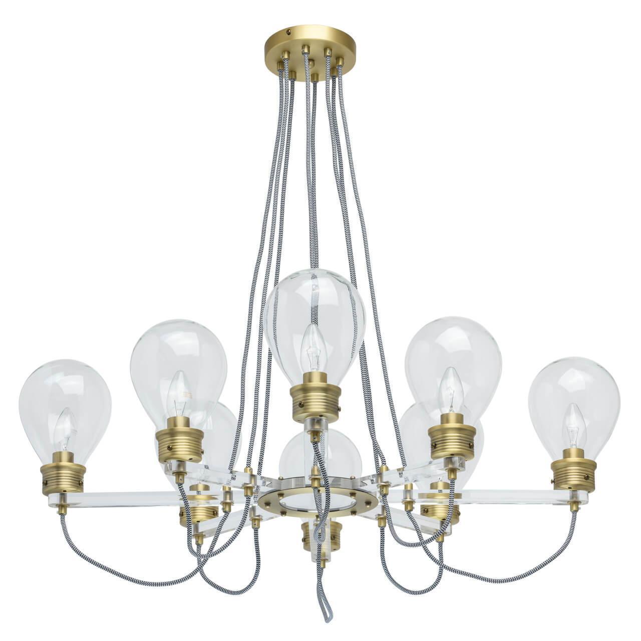 Подвесной светильник MW-Light 699010708, золотой цена