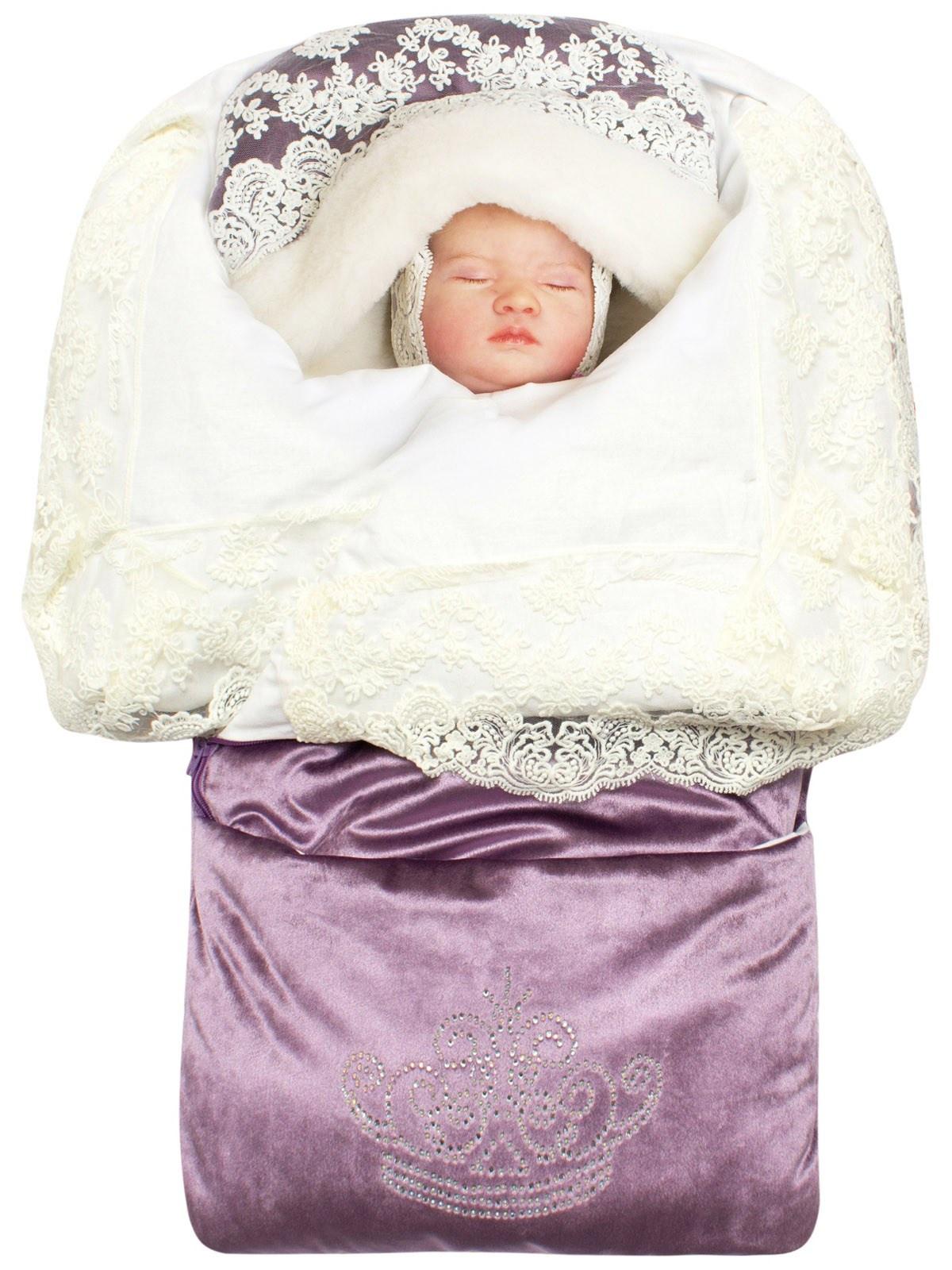 Конверт для новорожденного Luxury Baby Luxury Baby
