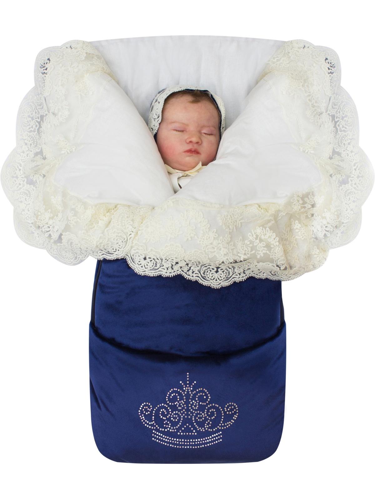 Конверт для новорожденного Luxury Baby цены онлайн