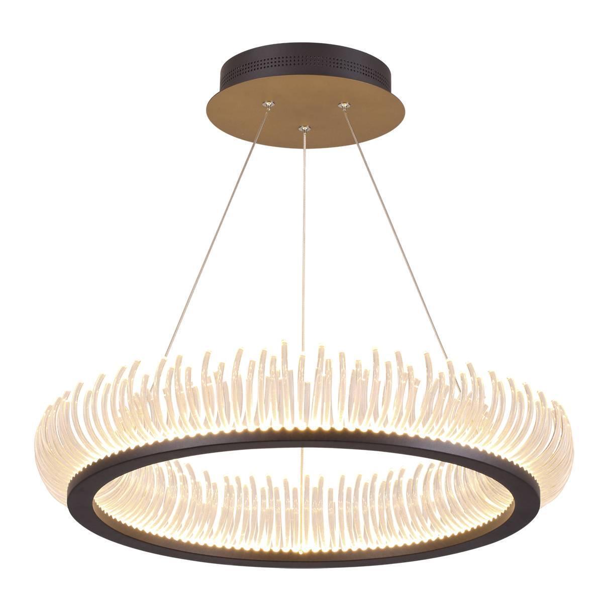 Подвесной светильник Odeon Light 3863/61L, белый подвесной светильник odeon light 4107 18cl белый