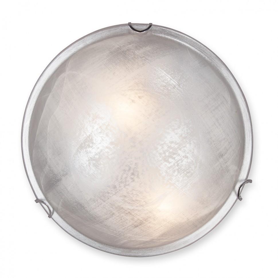 все цены на Настенно-потолочный светильник Vitaluce V6395/2A, серебристый онлайн
