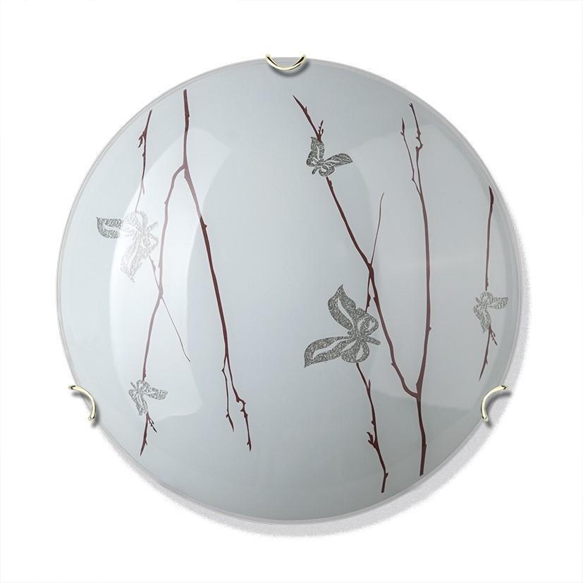 все цены на Настенно-потолочный светильник Vitaluce V6411/2A, белый онлайн