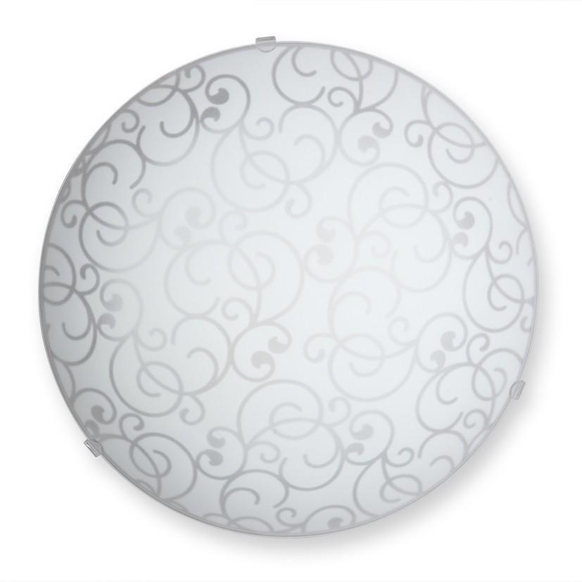 Настенно-потолочный светильник Vitaluce V6288/1A, белый vitaluce светильник minta