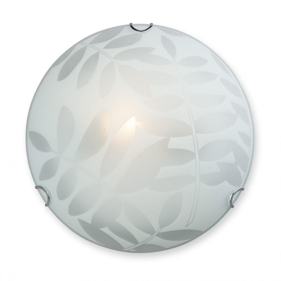 Настенно-потолочный светильник Vitaluce V6423/1A, белый vitaluce светильник minta