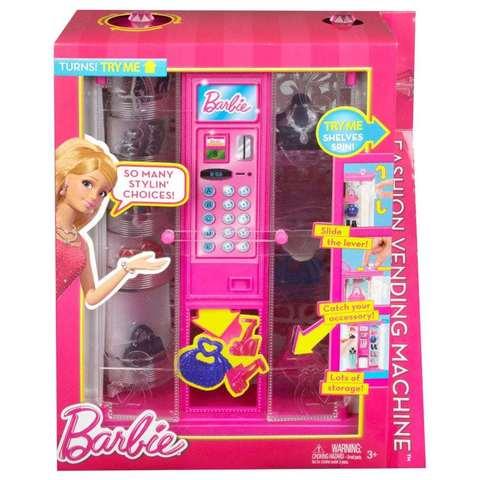 Игровой набор Mattel Торговый автомат модной одежды