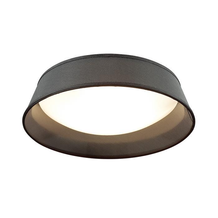 Потолочный светильник Odeon Light 4158/3C, черный new 30w cob led light strip source warm white light lamp chip 120 65mm for diy car outdoor lighting led flood light dc12v 14v
