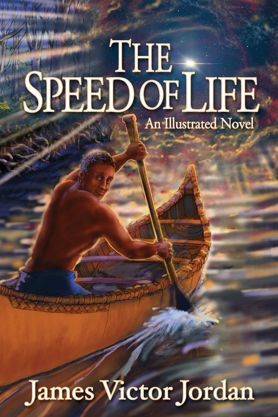The Speed of Life. An Illustrated Novel