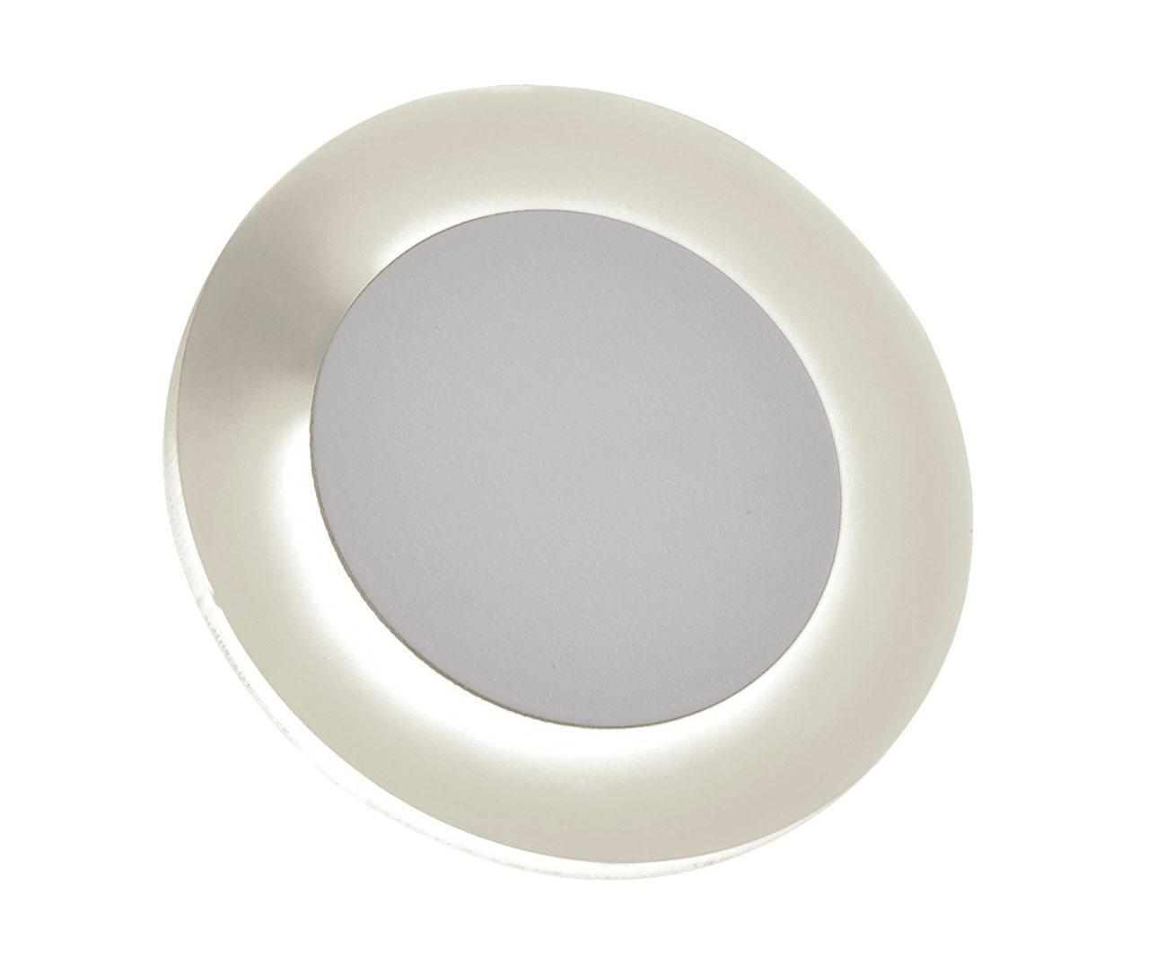 цена на Настенный светильник Kink Light 08137, белый