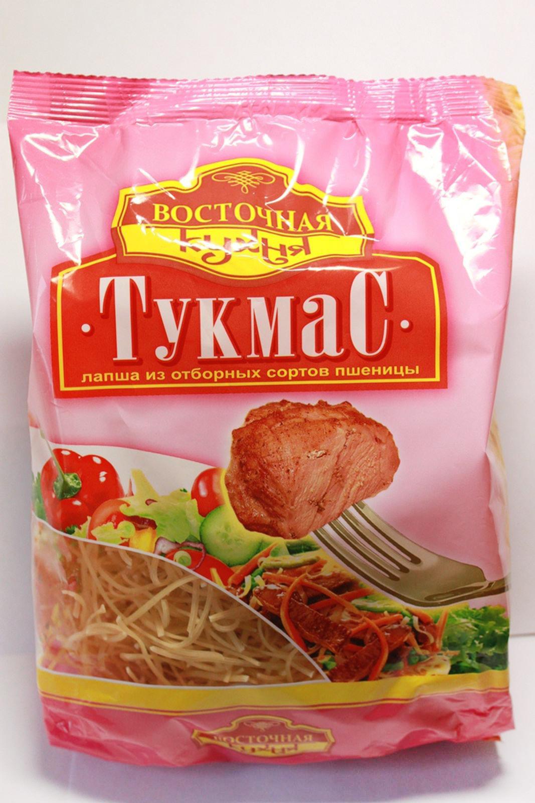 """Лапша Восточная кухня """"Тукмас"""", 300 г"""
