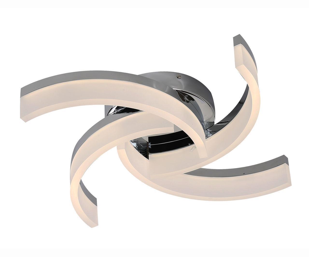 Потолочный светильник Kink Light 07994, белый цена