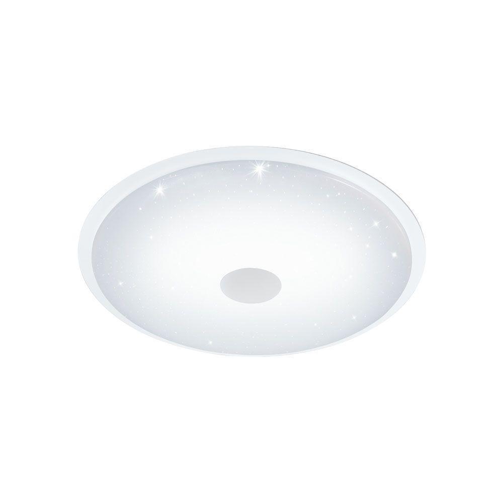 Настенно-потолочный светильник Eglo 97738, белый eglo 91342