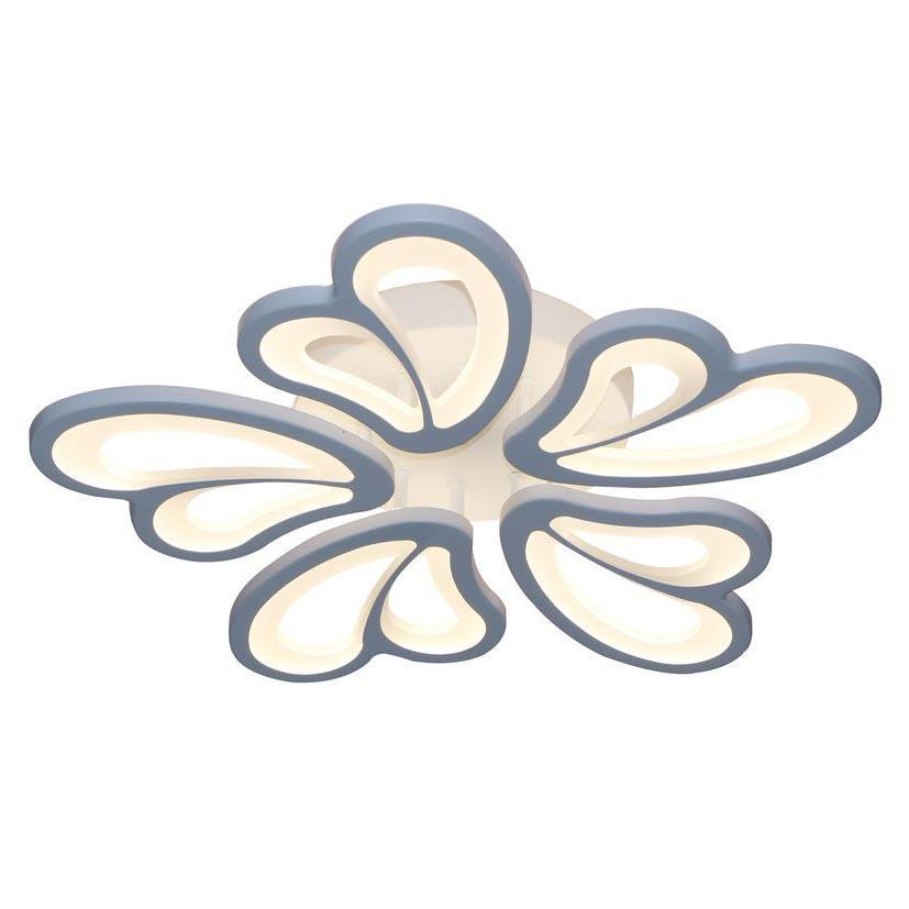 цена на Потолочный светильник Kink Light 05833, белый