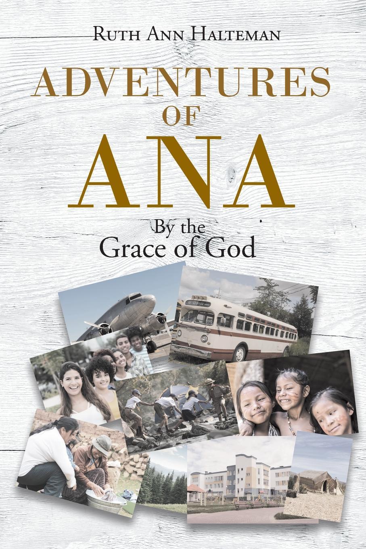 Ruth Ann Halteman Adventures of Ana. By the Grace of God 20pcs lot tps61221dckr tps61221