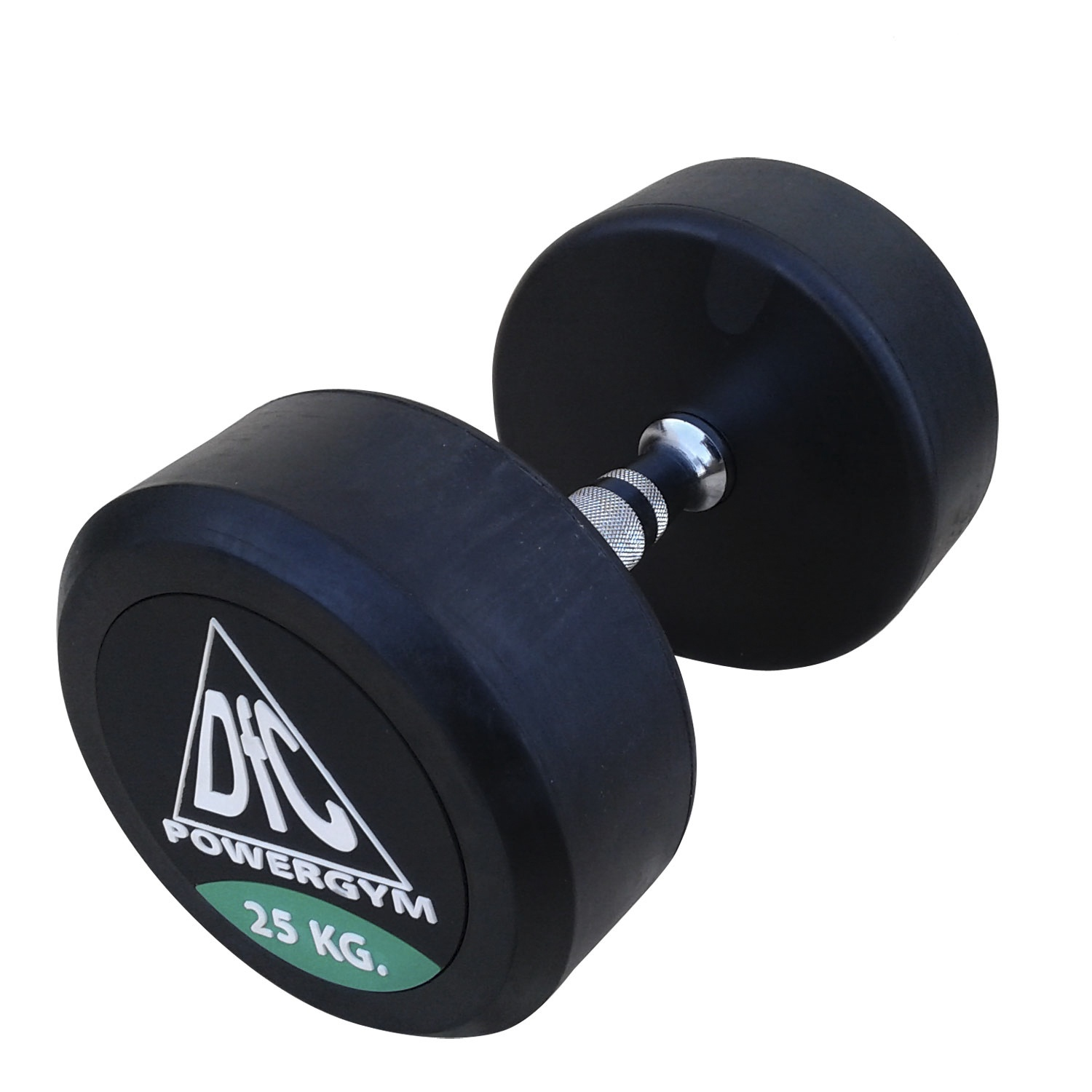 Гантели DFC POWERGYM DB002-25, черный