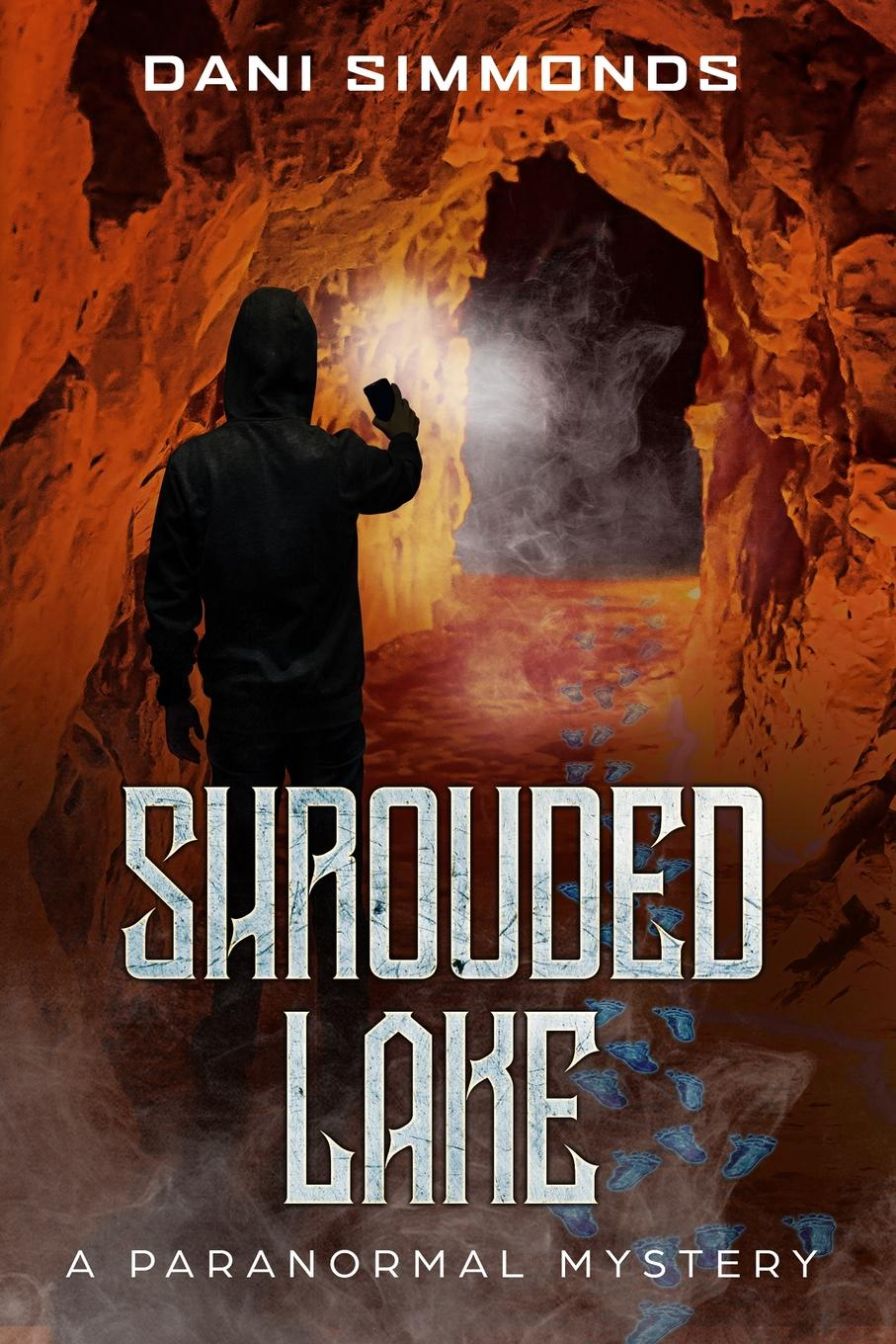 Dani Simmonds Shrouded Lake. A Paranormal Mystery catriona cotterill poetic escapes