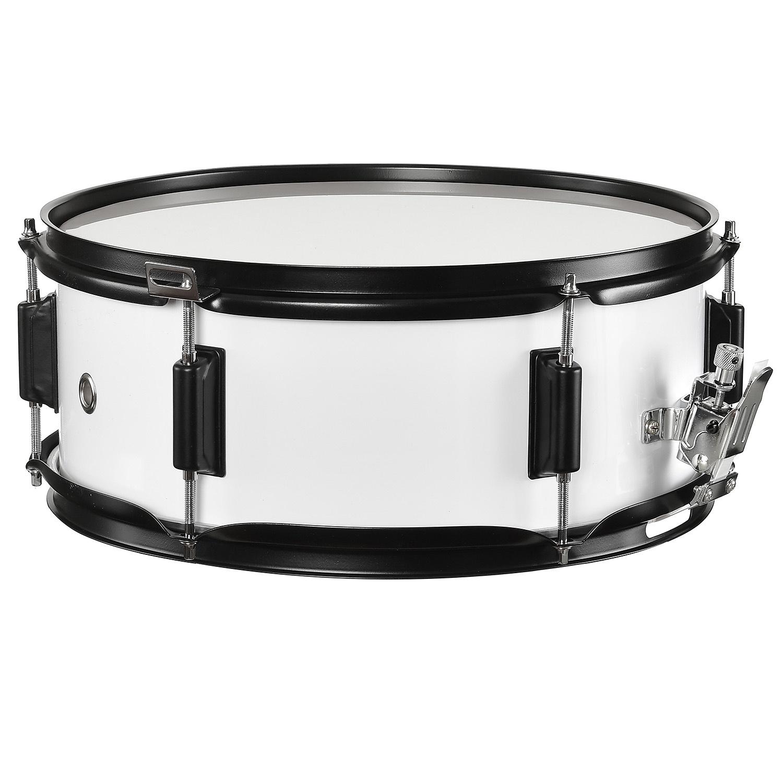 Маршевый барабан Rolling Rock JR-1455WH, белый цена и фото