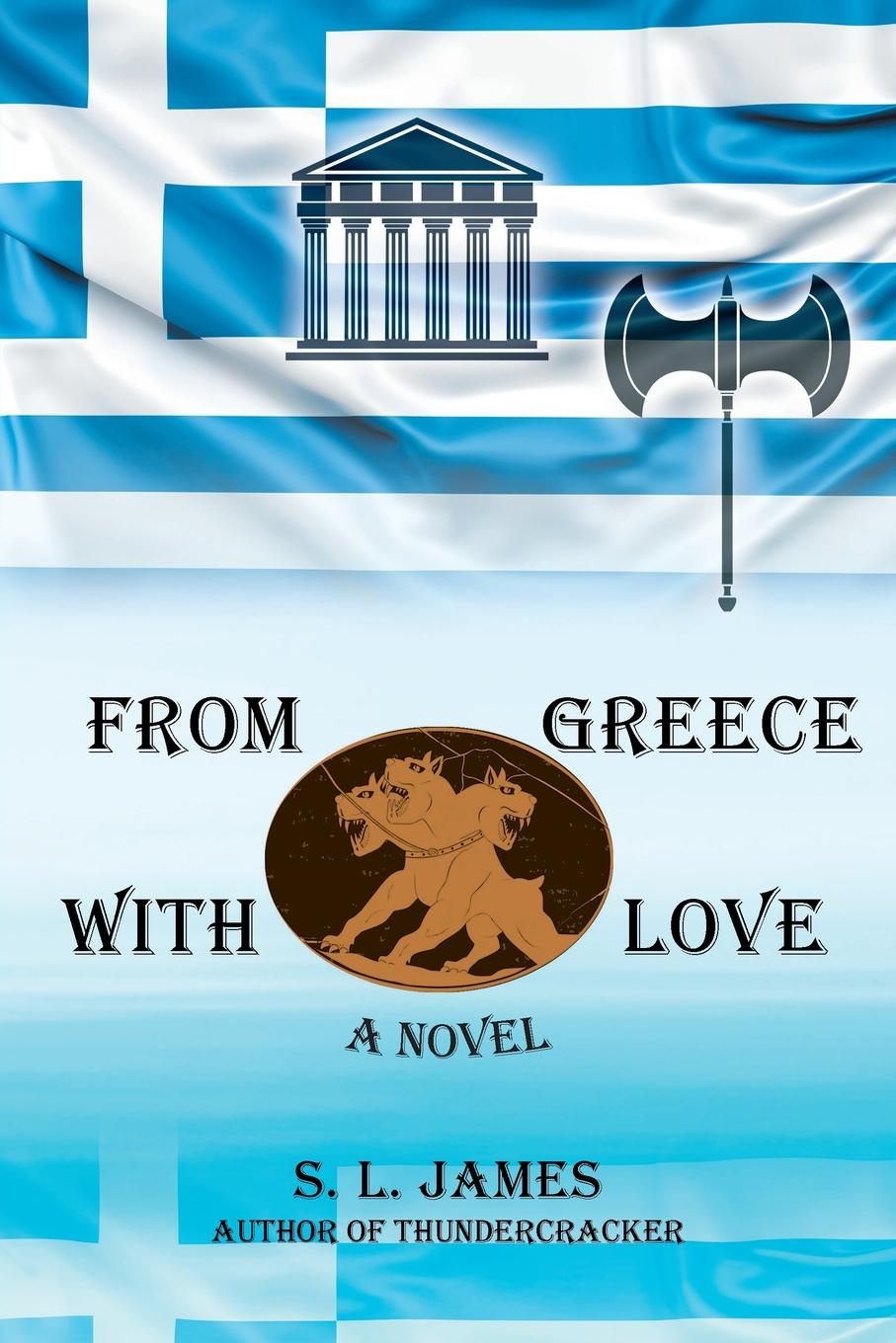 S.L. James From Greece with Love
