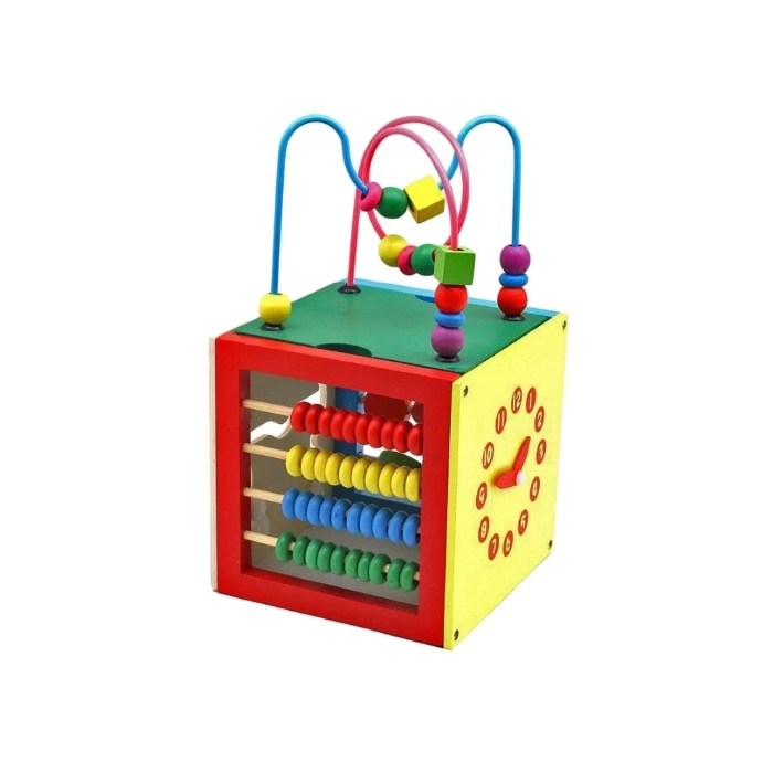 развивающие игрушки Развивающая игрушка Развивающие игрушки из дерева Куб Развивайка