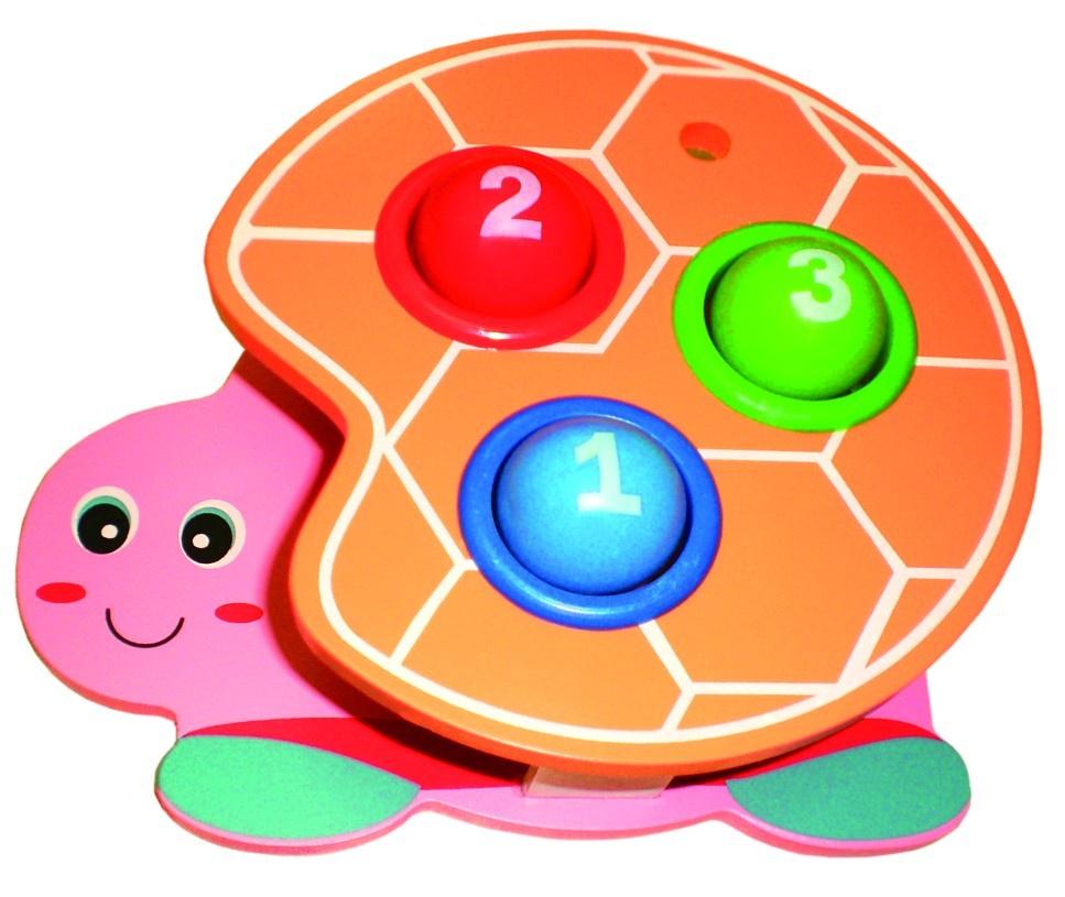 Развивающая игрушка Развивающие игрушки из дерева Стучалка