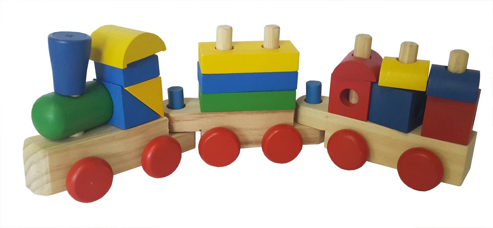 Деревянный конструктор Развивающие игрушки из дерева (РИД)