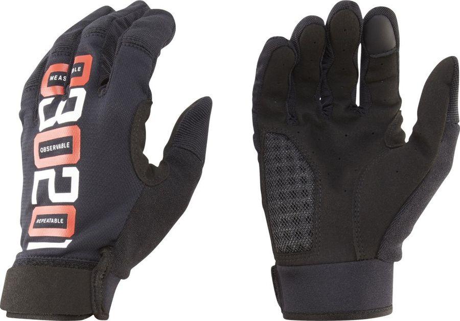 Перчатки для фитнеса Reebok CF M TR GLV, EC5737, черный, размер XL перчатки для фитнеса adidas clite vers glov цвет черный s99622 размер xl 24