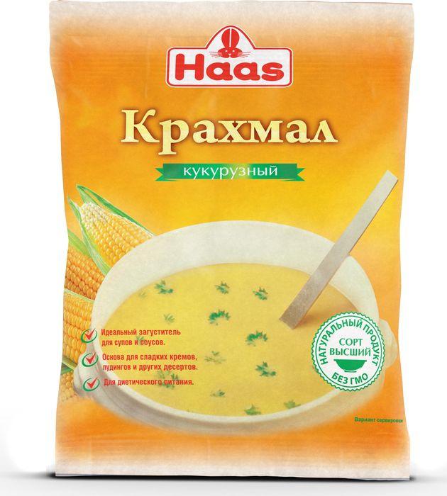 Крахмал кукурузный Haas, 200 г haas горчица с апельсином 200 г