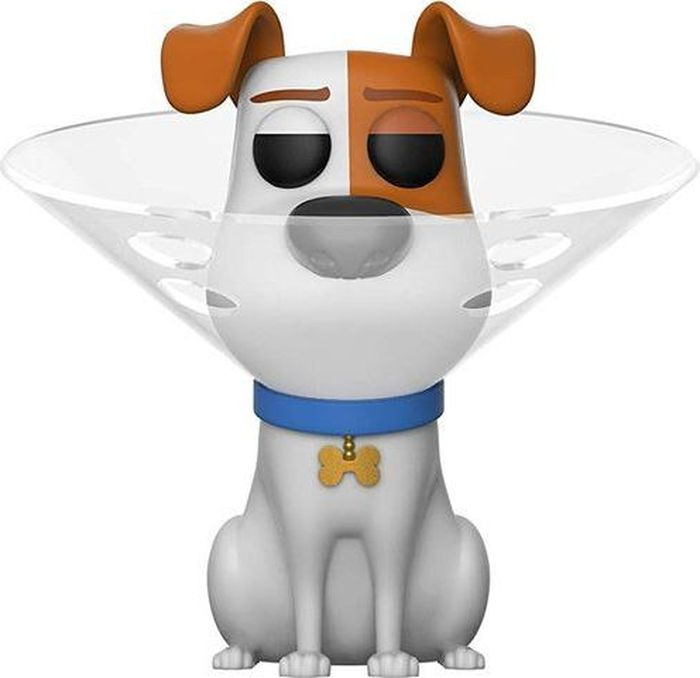 Фигурка Funko POP! Vinyl: Secret Life of Pets 2: Max in Cone 37888 цены