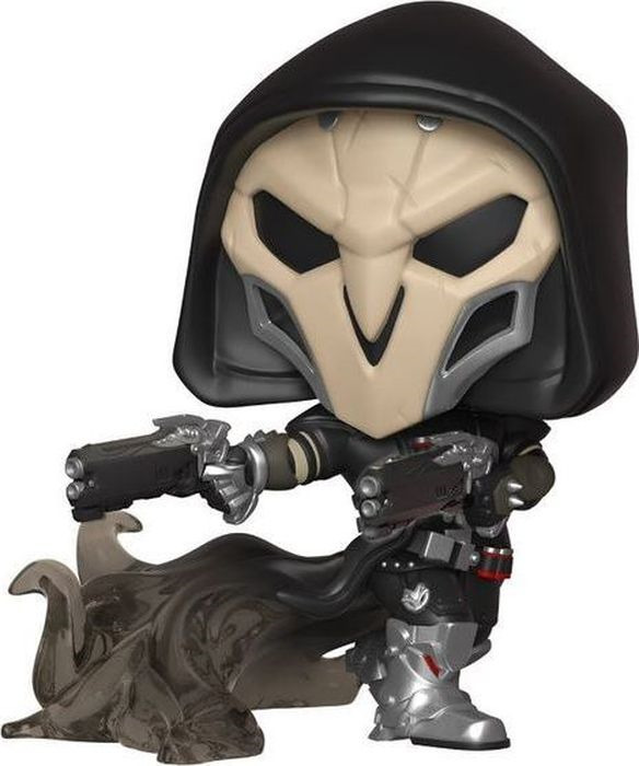 Фигурка Funko POP! Vinyl: Games: Overwatch S5: Reaper (Wraith) 37435 цена