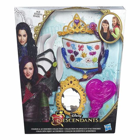 Кукла Hasbro Descendants Коллекция подвесок и аксессуаров Наследники hasbro кукла одри светлые герои в платьях для коронации наследники disney